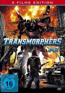 Transmorphers 1 & 2, DVD