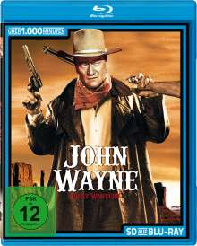 John Wayne - Great Western (SD auf Blu-ray), Blu-ray Disc