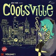 Coolsville Vol. 1 (Limited-Edition), Single 10""