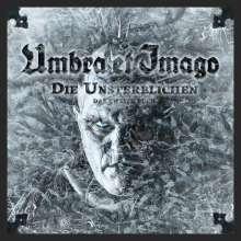 Umbra Et Imago: Die Unsterblichen - Das zweite Buch, 2 LPs