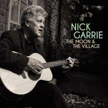 Nick Garrie: The Moon & The Village, CD
