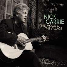 Nick Garrie: The Moon & The Village, LP