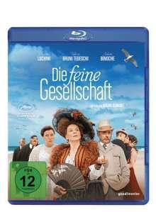 Die feine Gesellschaft (Blu-ray), Blu-ray Disc