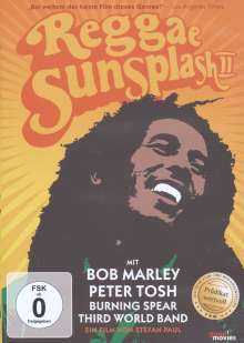 Reggae Sunsplash II, DVD