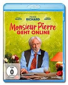 Monsieur Pierre geht online (Blu-ray), Blu-ray Disc