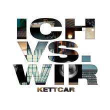 Kettcar: Ich vs. Wir (Limited-Special-Edition), LP