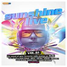Sunshine Live 61, 3 CDs