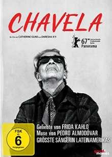 Chavela (OmU), DVD