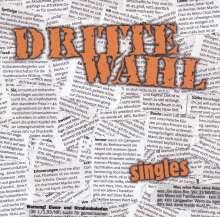 Dritte Wahl: Singles, CD