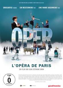 Oper - L'Opera de Paris (OmU)