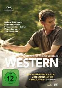 Western, DVD