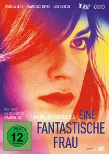Eine fantastische Frau, DVD