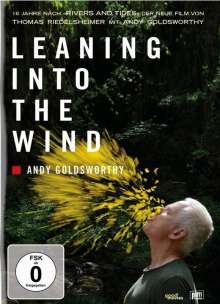 Leaning into the Wind - Andy Goldsworthy (OmU), DVD