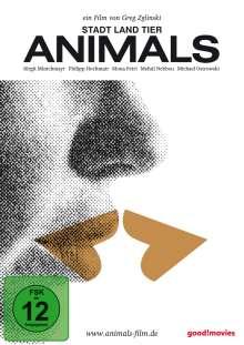 Animals - Stadt Land Tier, DVD
