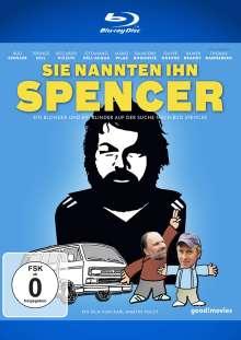 Sie nannten ihn Spencer (Blu-ray), Blu-ray Disc