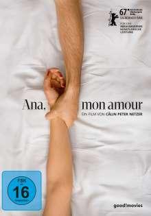 Ana, Mon Amour (OmU), DVD