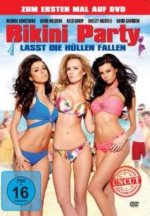 Bikini Party - Lasst die Hüllen fallen, DVD