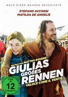 Giulias großes Rennen (OmU), DVD