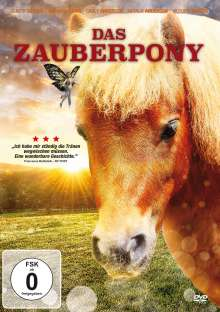 Das Zauberpony, DVD