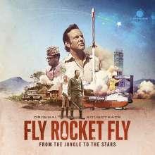 Filmmusik: Fly Rocket Fly, 1 LP und 1 CD