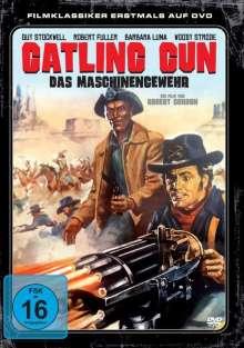 Gatling Gun, DVD