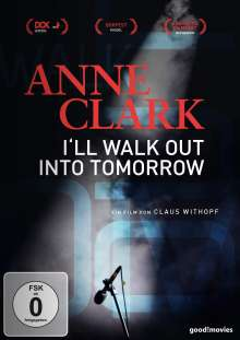 Anne Clark - I'll walk out into tomorrow, DVD