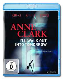 Anne Clark - I'll walk out into tomorrow (Blu-ray), Blu-ray Disc