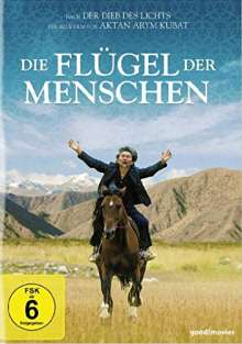 Die Flügel der Menschen, DVD