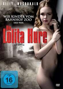 Die Lolita Hure, DVD