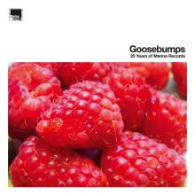 Goosebumps - 25 Years Of Marina Records (Orange/Yellow/Red Vinyl), 3 LPs