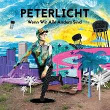 PeterLicht: Wenn wir alle anders sind (Limited-Numbered-Edition) (Neon Yellow Vinyl), 2 LPs