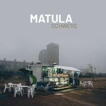 Matula: Schwere (Limited-Edition) (Braunes Vinyl), 1 LP und 1 CD