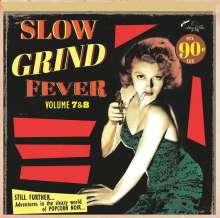 Slow Grind Fever 7 + 8, CD