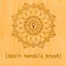 Spain: Mandala Brush, CD