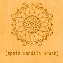 Spain: Mandala Brush (180g), 2 LPs