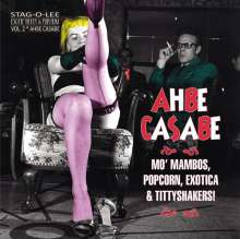 Exotic Blues & Rhythm - Vol. 2 - Ahbe Casabe (Limited-Edition) (Translucent Vinyl), Single 10""