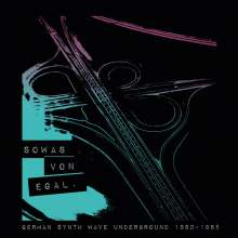 Sowas von egal (German Synth Wave Underground 1980-85), LP