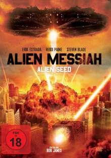Alien Messiah, DVD
