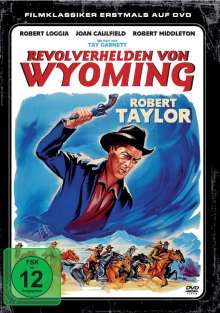 Revolverhelden von Wyoming, DVD