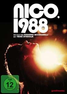 Nico, 1988 (OmU), DVD