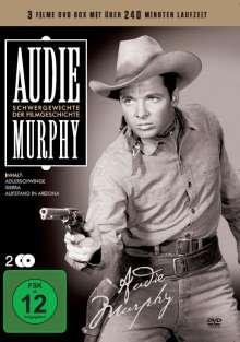 Schwergewichte der Filmgeschichte: Audie Murphy, 2 DVDs