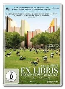 Ex Libris - Die Public Library von New York (OmU), DVD