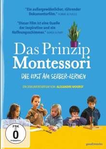 Das Prinzip Montessori - Die Lust am Selber-Lernen, DVD