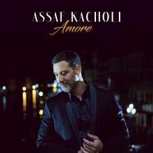 Assaf Kacholi - Amore (vom Künstler handsigniert), CD