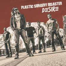Plastic Surgery Disaster: Desire, CD
