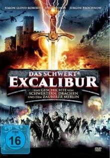 Das Schwert Excalibur, DVD