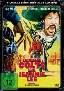 Schnelle Colts für Jeannie Lee, DVD