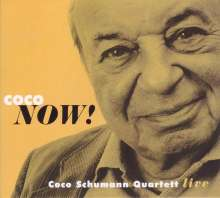 Coco Schumann: Coco Now - Live