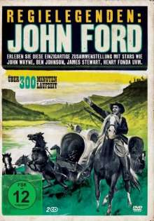 Regielegenden: John Ford, 2 DVDs