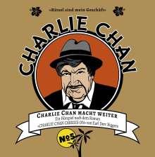 Jürgen Helmut Krauss / Thormann: Charlie Chan 05: Charlie Chan macht weiter, CD